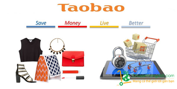 Thanh toán đơn hàng order Taobao