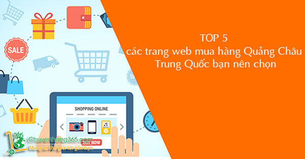 Các trang web mua hàng Trung Quốc giá rẻ bất ngờ, chần chờ là hết