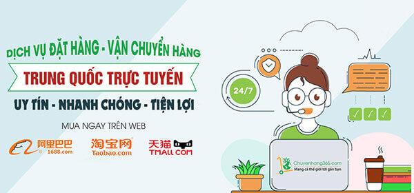 Giới thiệu dịch vụ vận chuyển hàng từ Quảng Châu về Việt Nam của Chuyenhang365