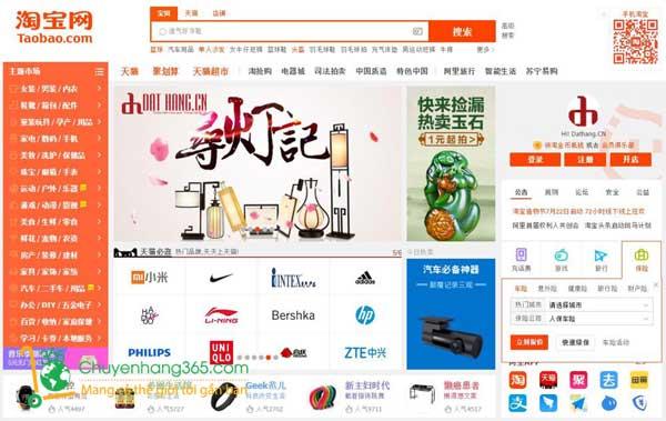 Lựa chọn mặt hàng Quảng Châu Trung Quốc cần order