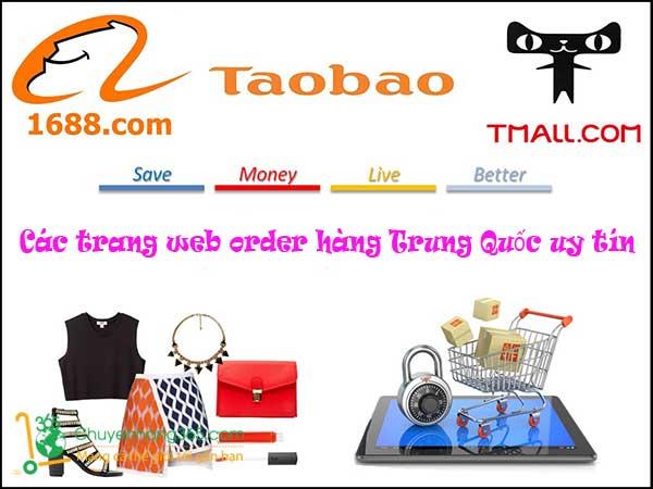 TOP các trang web order hàng Quảng Châu Trung Quốc chất lượng nhất