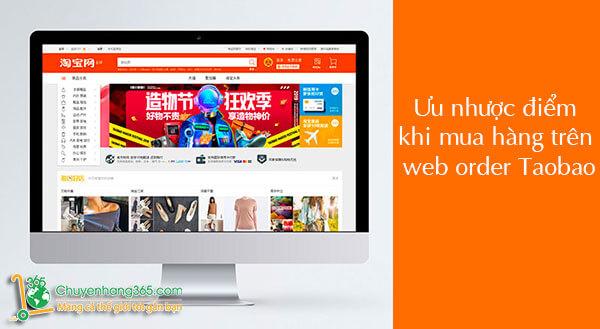 uu nhuoc diem khi mua hang tren web order taobao 1