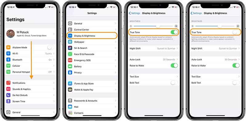 Kinh nghiệm nhập Iphone cũ từ Trung Quốc và cách test màn hình Iphone cực đơn giản 2020 (Phần 4).