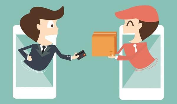 Phân biệt hình thức kinh doanh online B2C và C2C trước khi nhập hàng Trung Quốc.